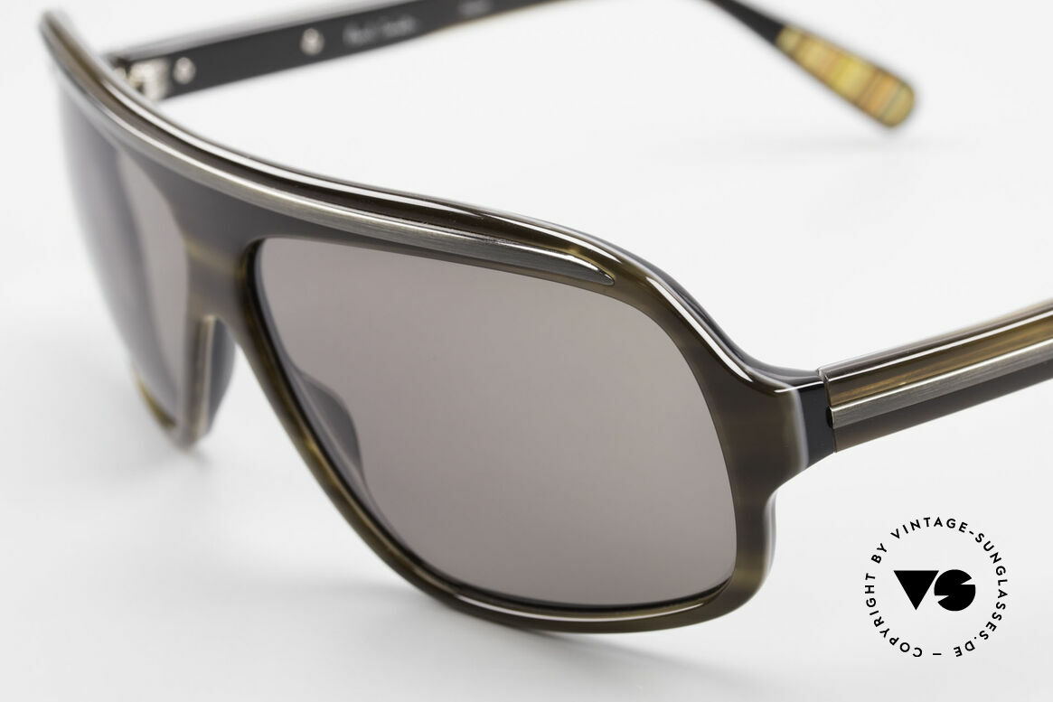 Paul Smith PS382 Vintage Men's Sunglasses 90's, design is inspired by the 60's, absolutely gorgeous made, Made for Men