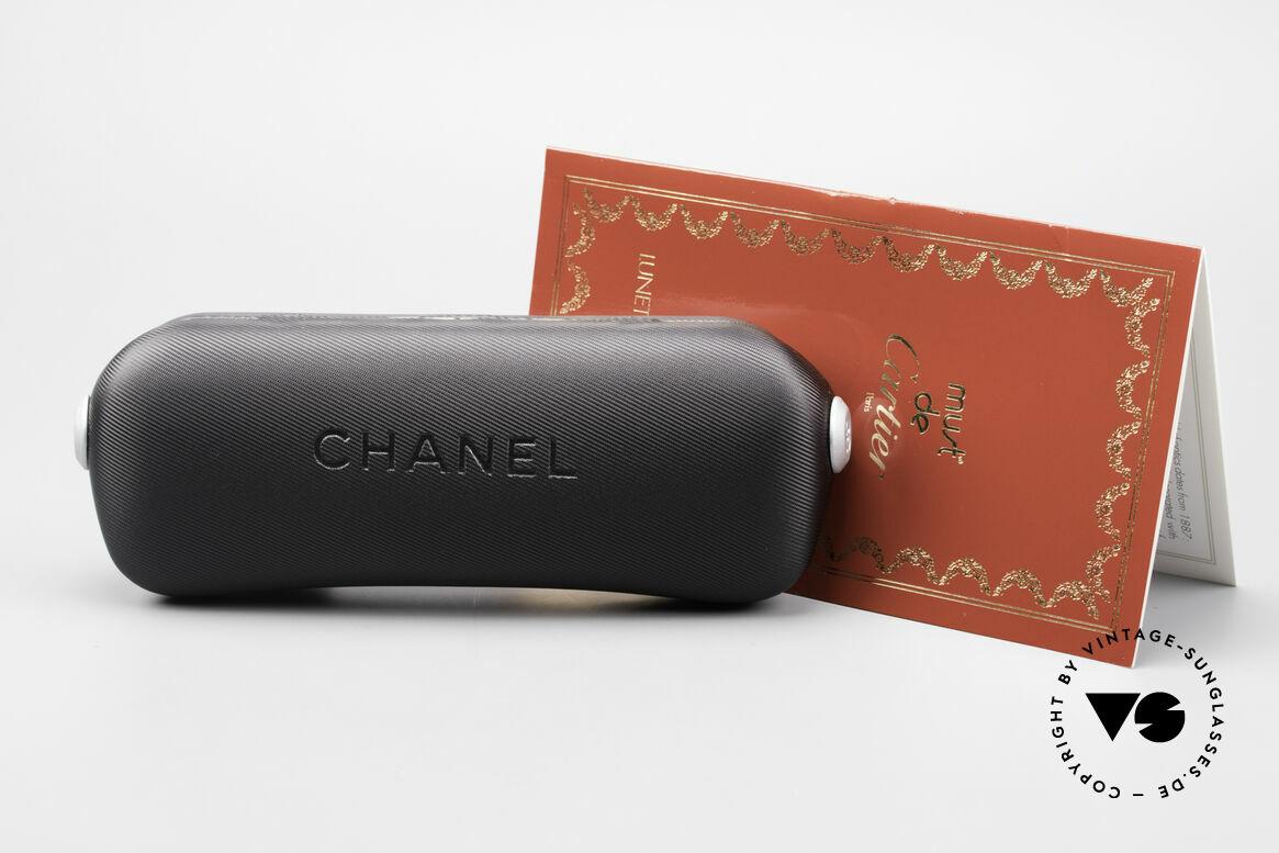 Cartier Courcelles Unique 90's Luxury Sunglasses, Size: medium, Made for Men and Women