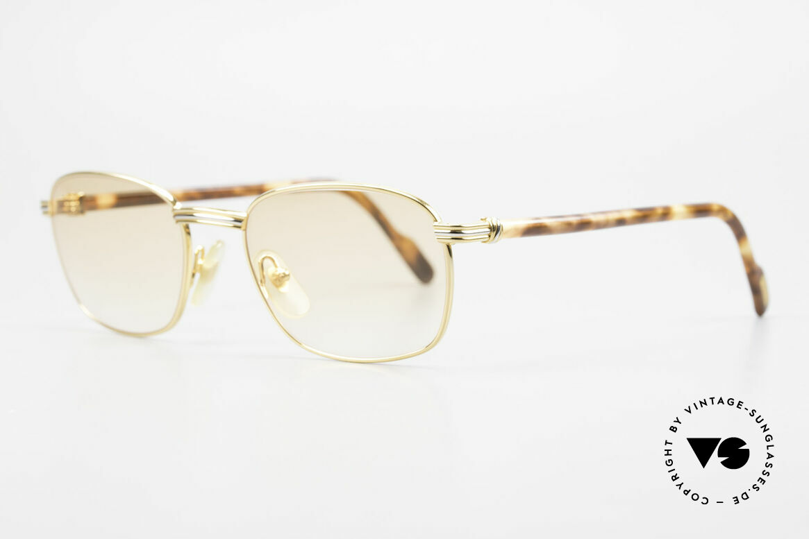 Cartier Aube Orange Gradient Luxury Shades, high-end quality, 1st class comfort & timeless design, Made for Men