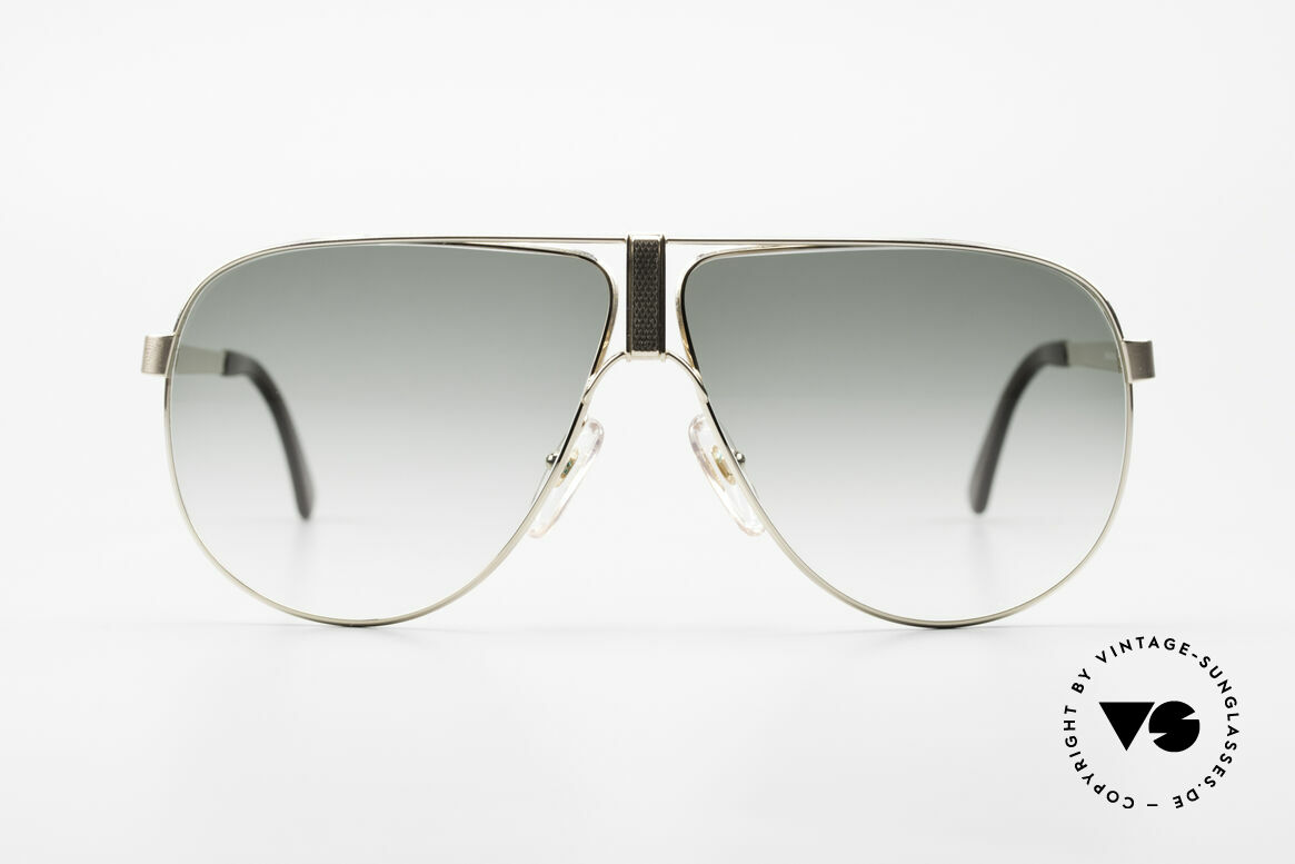 Dunhill 6043 Gold Plated Men's Sunglasses, high-end quality frame with Barley refinement, Made for Men