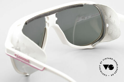 Carrera 5544 Sports Glacier Sunglasses 90's, NO retro sunglasses, but an old rarity (made in Austria)!, Made for Men and Women