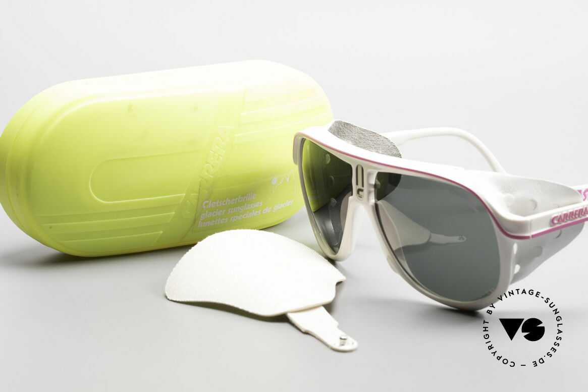 Carrera 5544 Sports Glacier Sunglasses 90's, Size: medium, Made for Men and Women