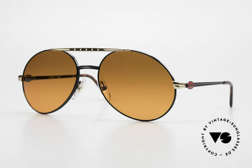 Bugatti 02927 Sunset Sun Lenses 80's Rarity Details
