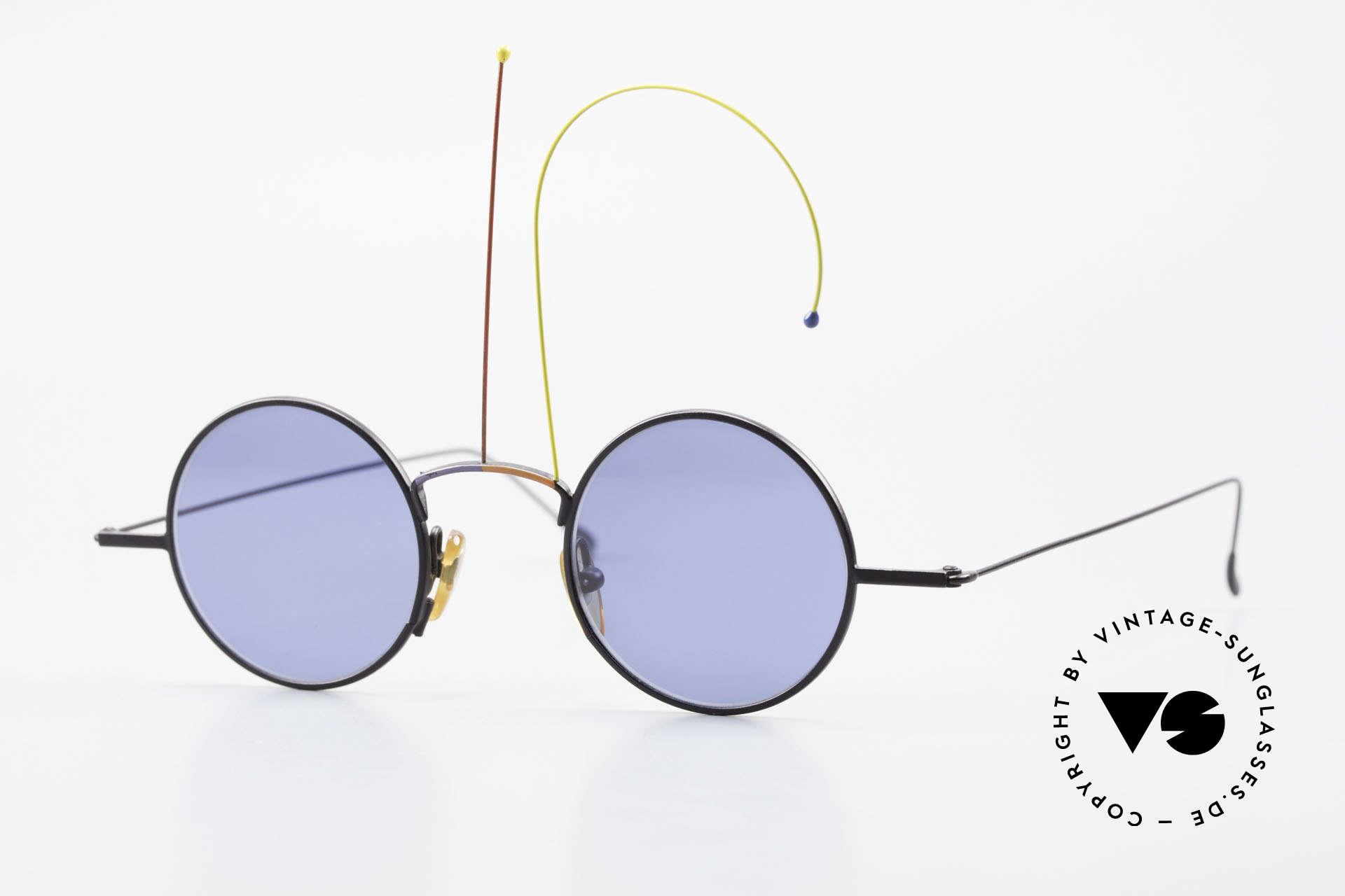 Casanova Arché 3 Limited Art Sunglasses 80's, glamorous CASANOVA sunglasses from around 1985/86, Made for Men and Women