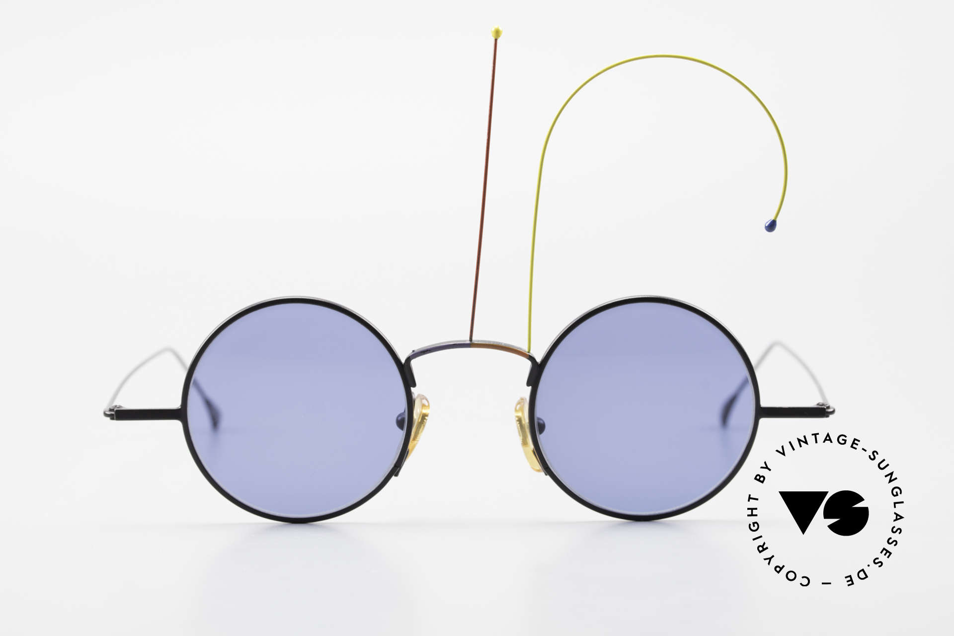 Casanova Arché 3 Limited Art Sunglasses 80's, distinctive Venetian design in style of the 18th century, Made for Men and Women