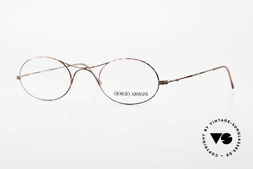 Giorgio Armani 229 The Schubert Glasses by GA Details
