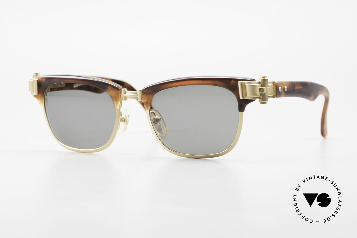 Jean Paul Gaultier 56-5202 JPG Vintage Designer Frame, high-end vintage designer shades by J. Paul Gaultier, Made for Men and Women