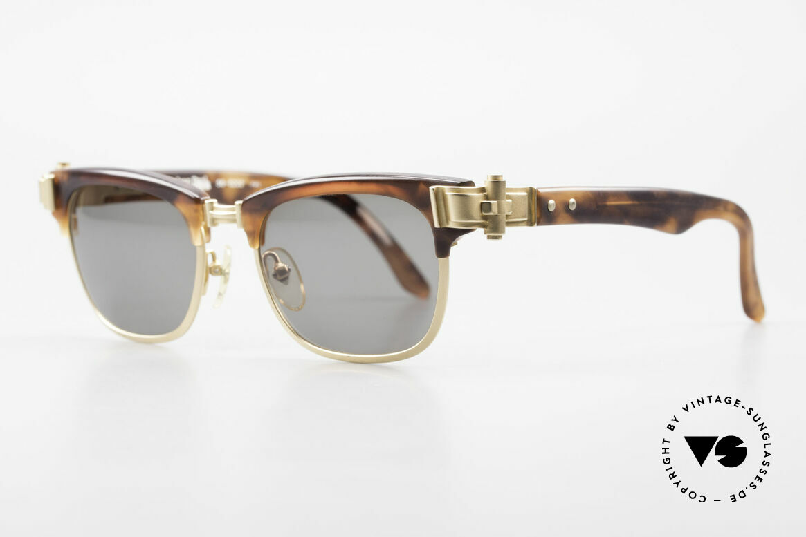 Jean Paul Gaultier 56-5202 JPG Vintage Designer Frame, a true masterpiece of quality and design; Must Have!, Made for Men and Women