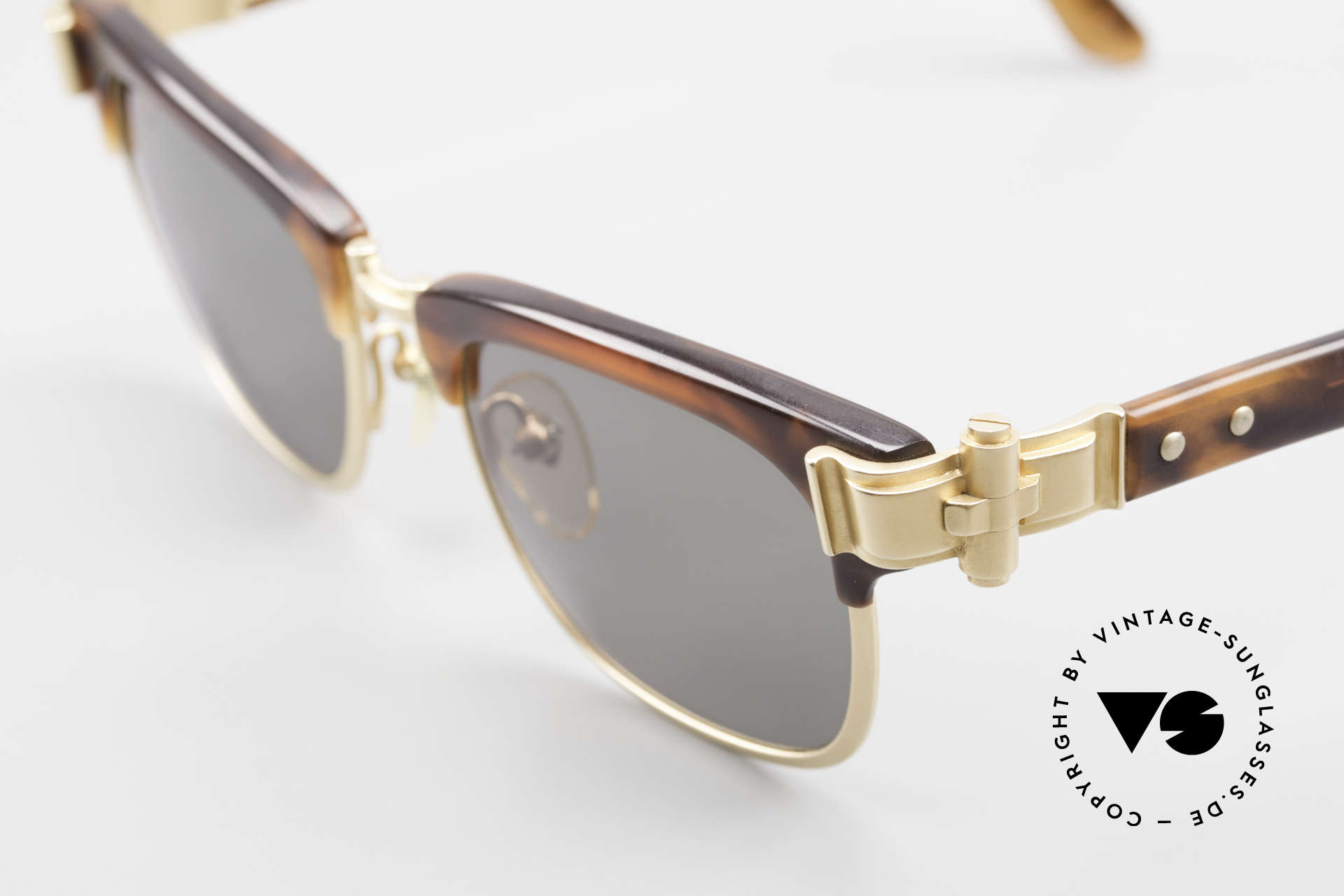 Jean Paul Gaultier 56-5202 JPG Vintage Designer Frame, never worn (like all our Jean Paul Gaultier sunglasses), Made for Men and Women