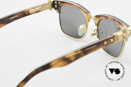 Jean Paul Gaultier 56-5202 JPG Vintage Designer Frame, lenses (100% UV) could be replaced with prescriptions, Made for Men and Women