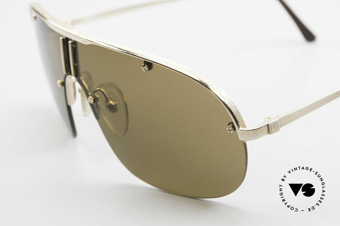 Dunhill 6102 90's Gentlemen's Sunglasses, a combination of true classiness & gentleman lifestyle, Made for Men