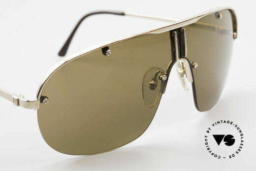 Dunhill 6102 90's Gentlemen's Sunglasses, unworn condition, NOS (real rarity and collector's item), Made for Men