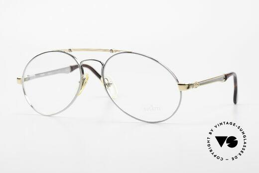Bugatti 11946 Large 80's Luxury Eyeglasses Details
