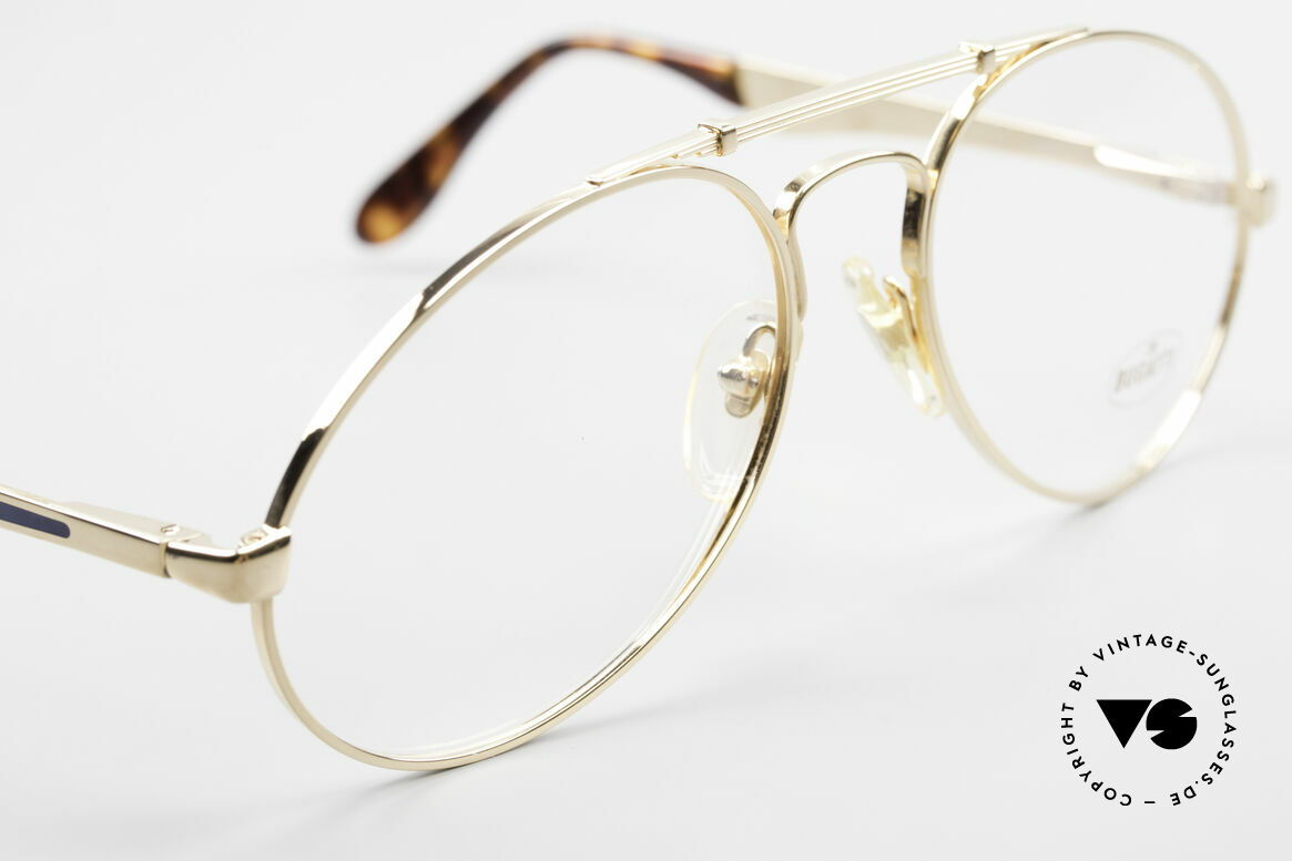 Bugatti 11945 Large Luxury 80's Eyeglasses, a very noble unworn model (with orig. packing), Made for Men
