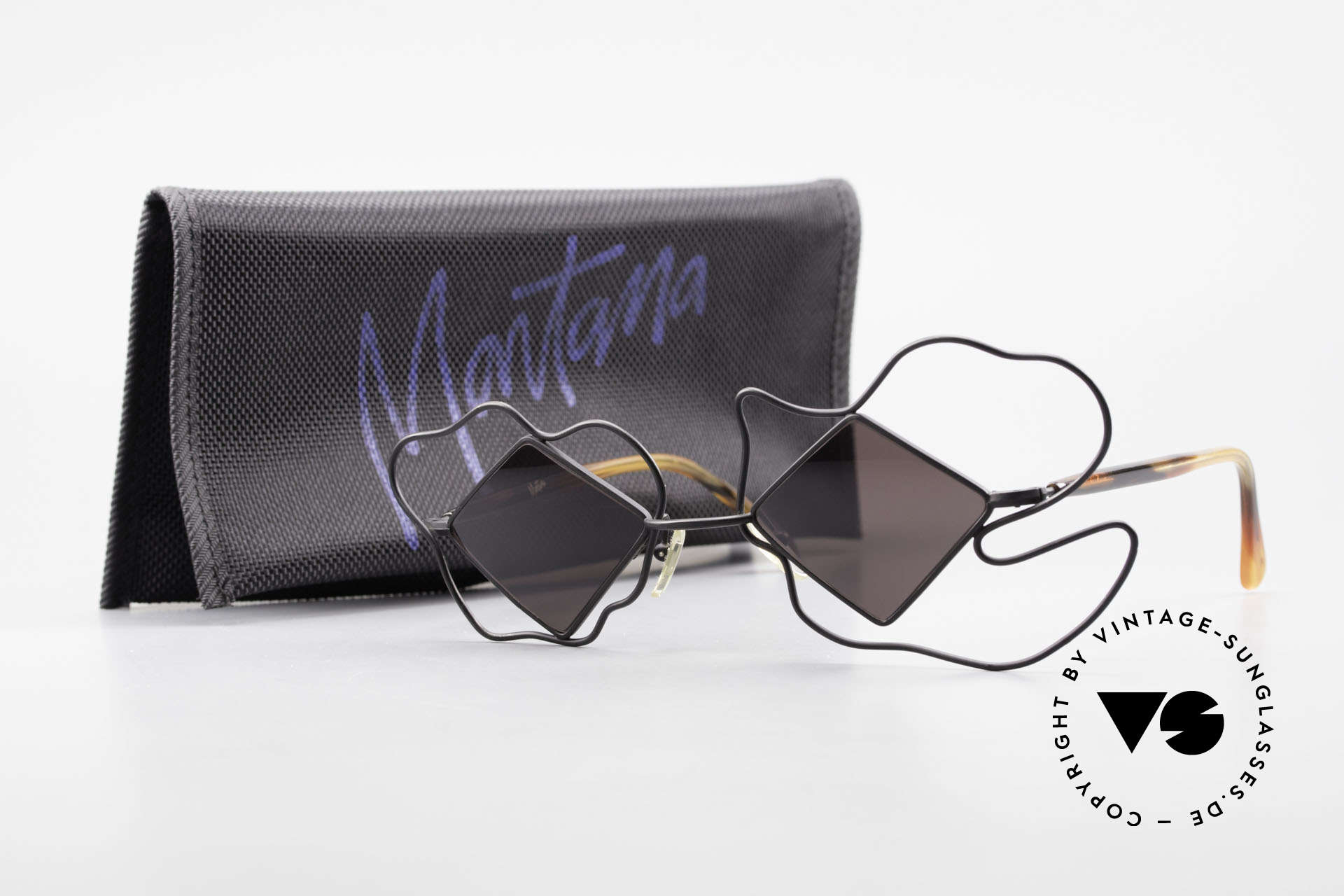 Claude Montana 657 Haute Couture Sunglasses 80s, Size: medium, Made for Women