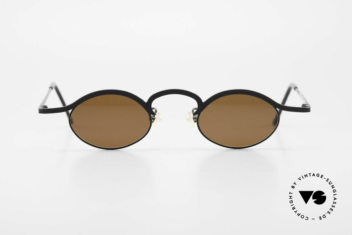 Theo Belgium Fecourf Oval Designer Sunglasses 90s, Theo Belgium: the most self-willed brand in the world, Made for Men and Women