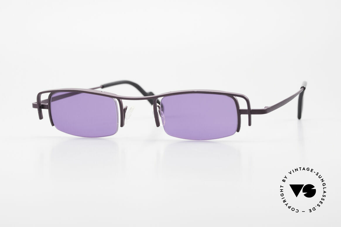 Theo Belgium Winter Ladies Designer Shades Square, Theo Belgium: the most self-willed brand in the world, Made for Women