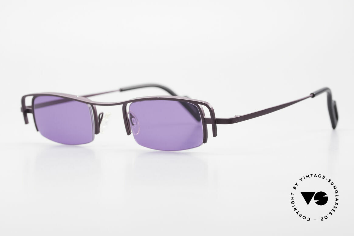 Theo Belgium Winter Ladies Designer Shades Square, made for the avant-garde, individualists, trend-setters, Made for Women