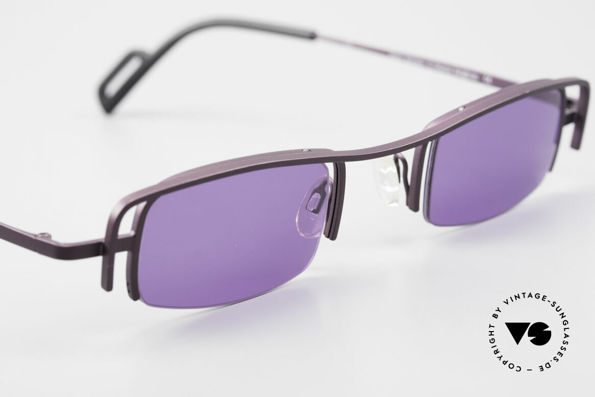 Theo Belgium Winter Ladies Designer Shades Square, UNWORN, one of a kind, THEO shades for all who dare!, Made for Women