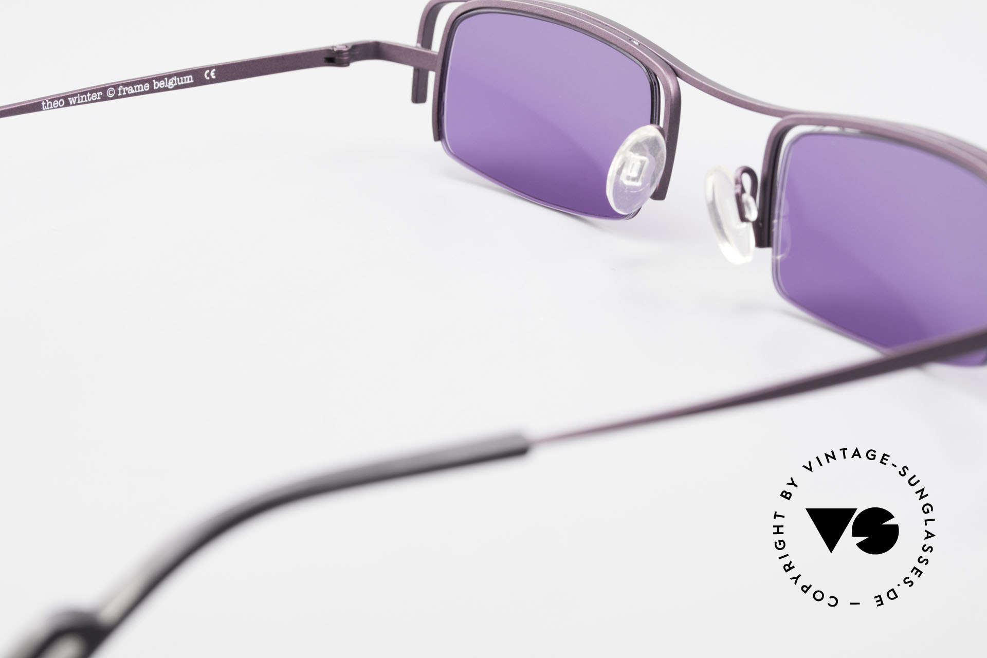Theo Belgium Winter Ladies Designer Shades Square, so to speak: vintage sunglasses with representativeness, Made for Women