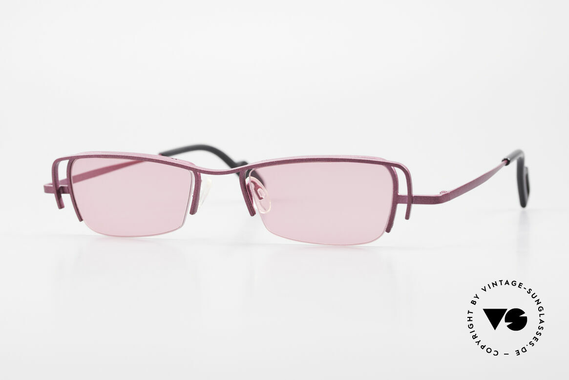 Theo Belgium Sping Square Ladies Designer Shades, Theo Belgium: the most self-willed brand in the world, Made for Women