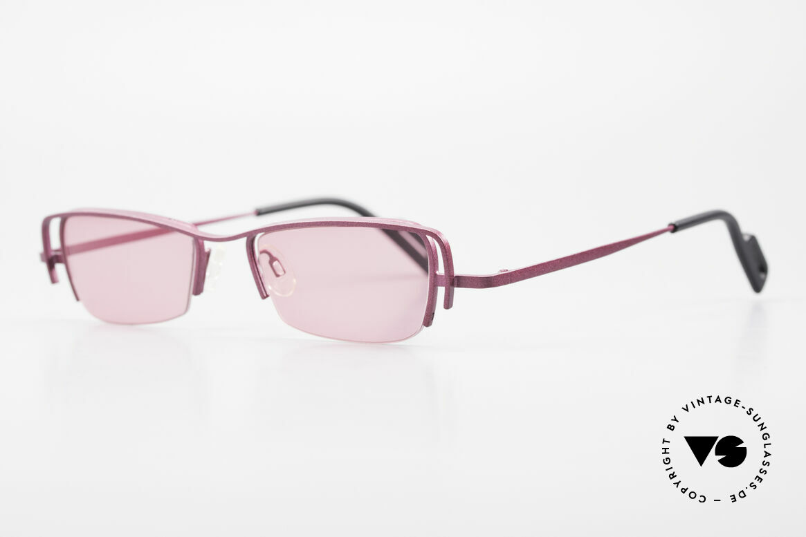 Theo Belgium Sping Square Ladies Designer Shades, made for the avant-garde, individualists, trend-setters, Made for Women
