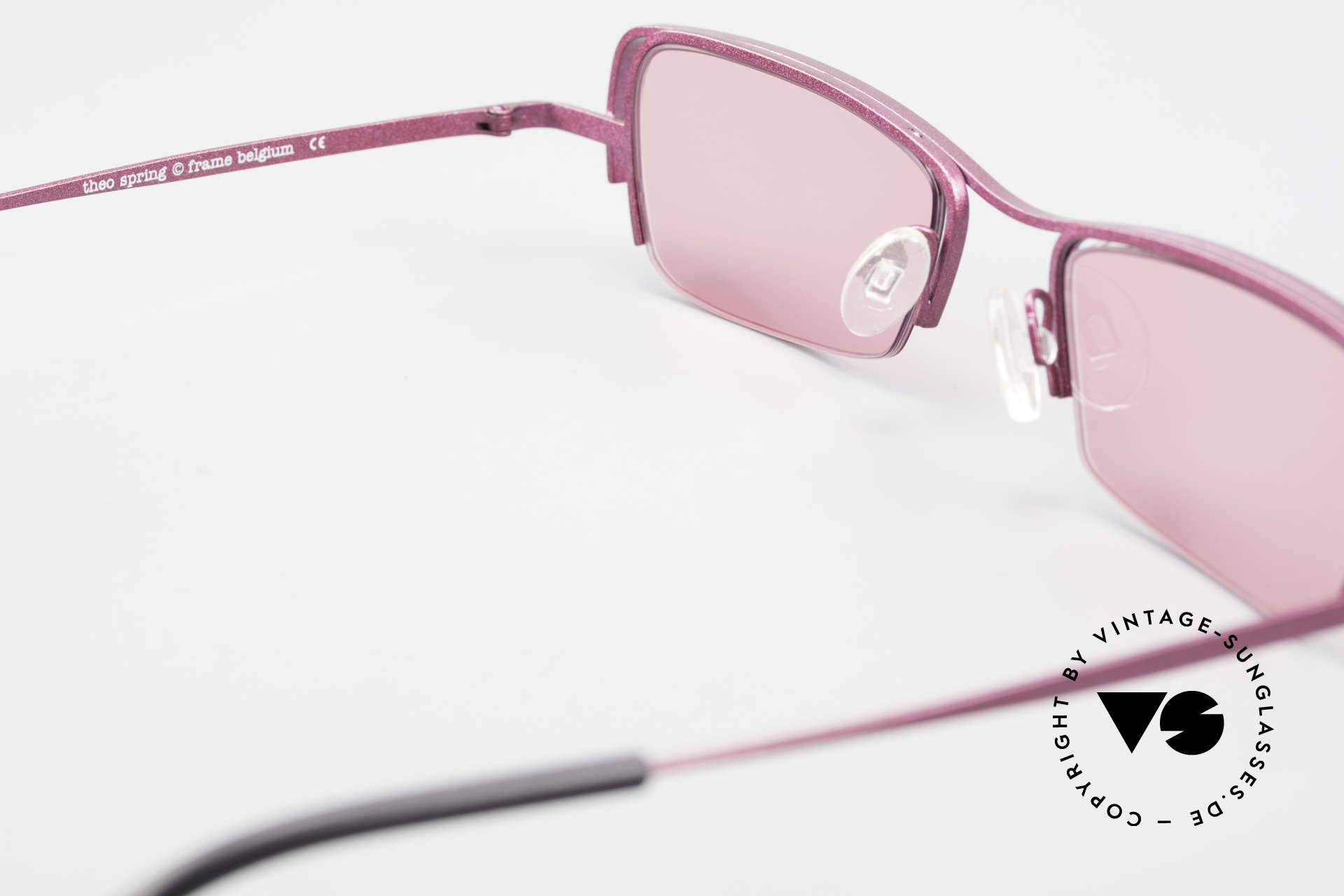 Theo Belgium Sping Square Ladies Designer Shades, so to speak: vintage sunglasses with representativeness, Made for Women