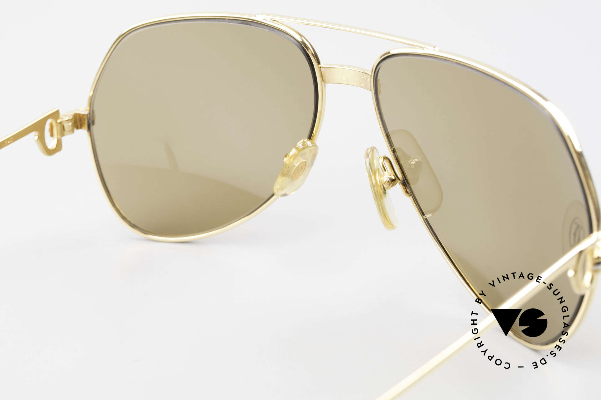 Cartier Vendome LC - M Mystic Cartier Mineral Lenses, unworn, new old stock (NOS), with full original packing, Made for Men