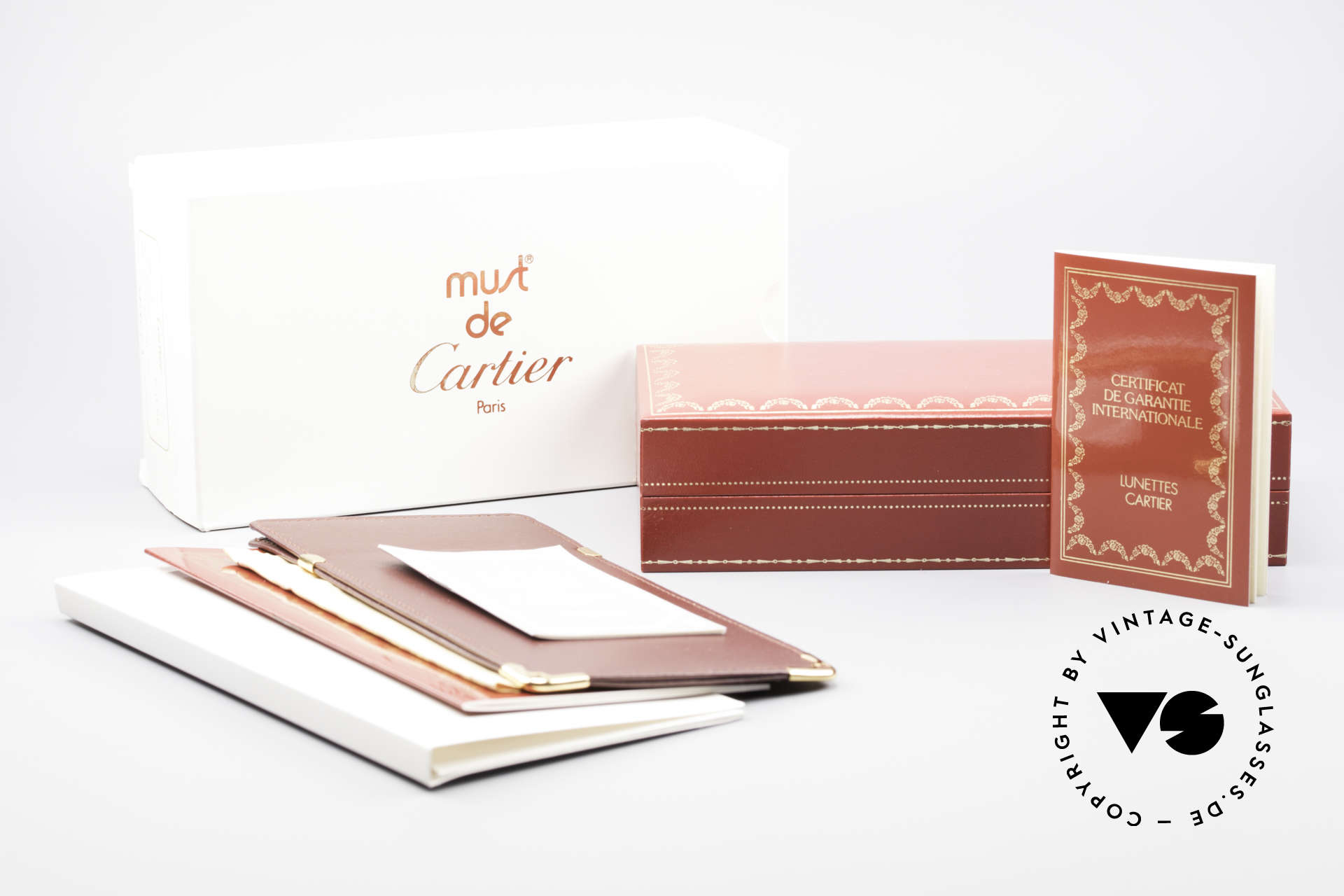 Cartier Vendome LC - M Mystic Cartier Mineral Lenses, Size: medium, Made for Men