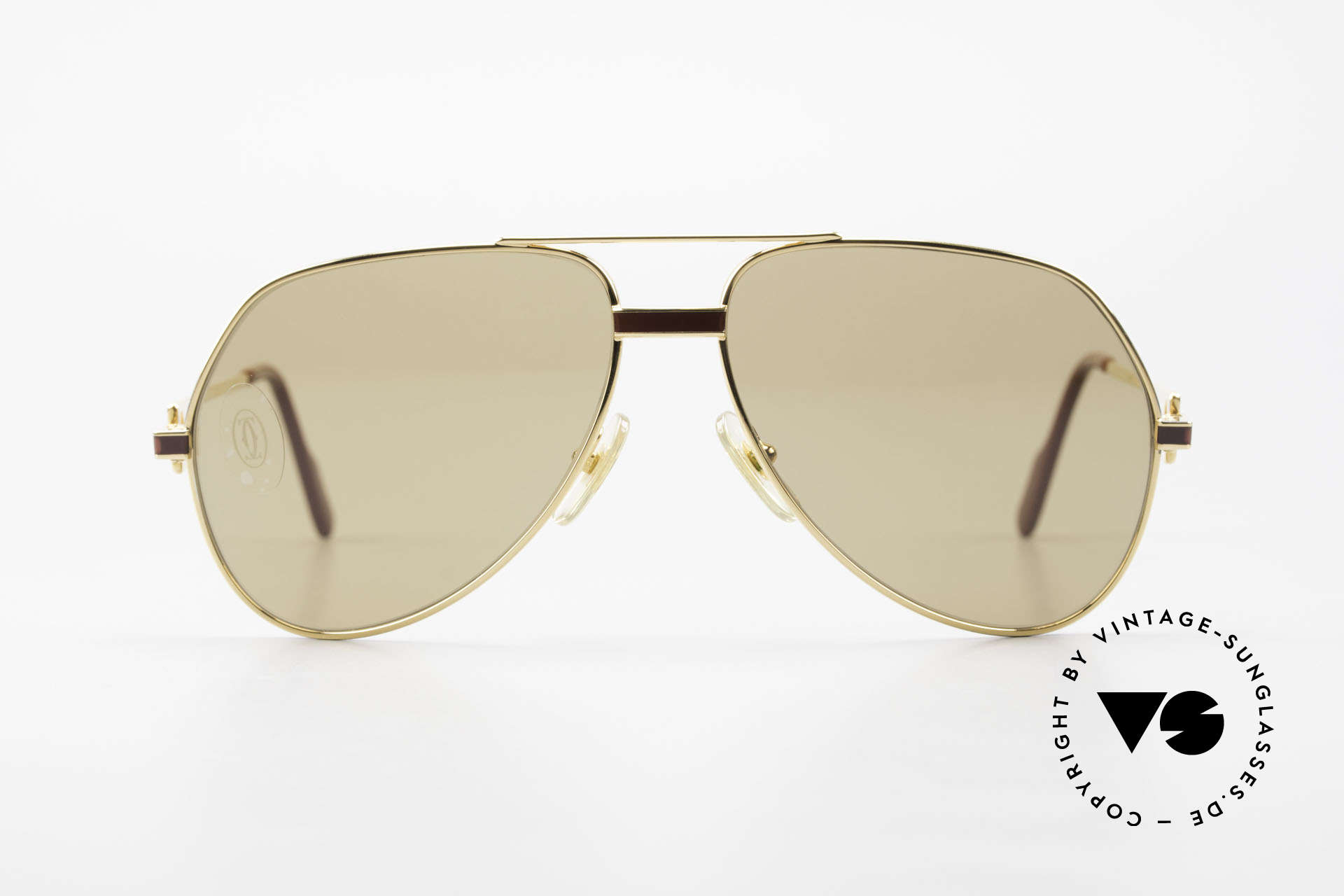 """Cartier Vendome Laque - M Mystic Cartier Mineral Lenses, mod. """"Vendome"""" was launched in 1983 & made till 1997, Made for Men"""