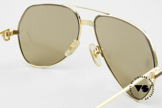 Cartier Vendome Laque - M Mystic Cartier Mineral Lenses, unworn, new old stock (NOS), with full original packing, Made for Men