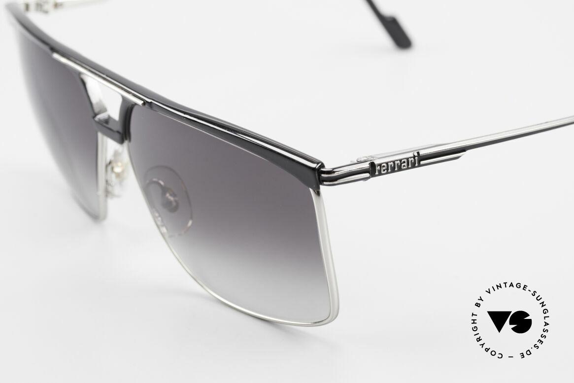 Ferrari F35 X-Large Sunglasses Formula 1, never worn (like all our RARE vintage Ferrari shades), Made for Men
