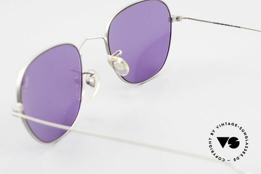 Cutler And Gross 0307 Classic Sunglasses Vintage, NO RETRO fashion, but a unique 20 years old Original!, Made for Men and Women