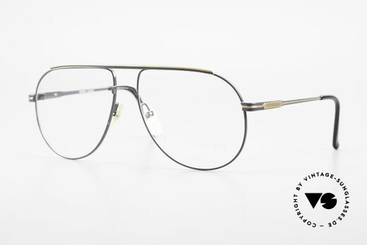 Pierre Cardin 803 Men's 80's Aviator Eyeglasses Details