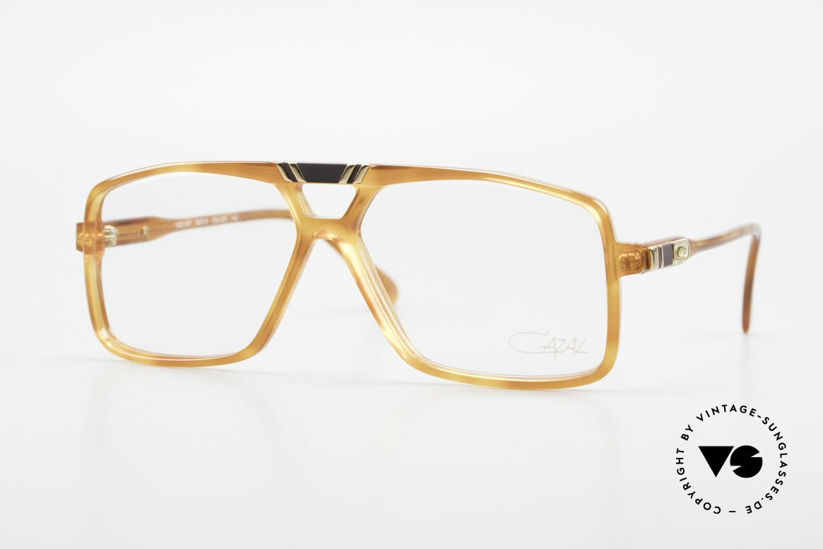 Cazal 637 West Germany 1980's Cazal, West Germany Cazal vintage designer eyeglasses, Made for Men