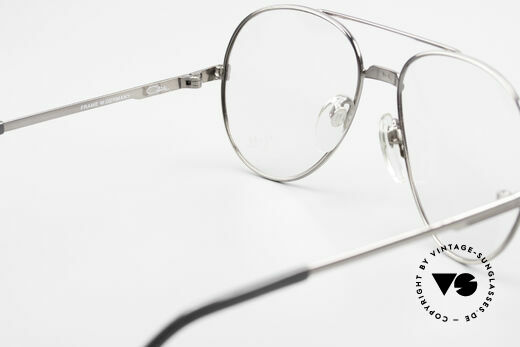 Cazal 708 First 700's West Germany Cazal, NO RETRO SUNGLASSES; but a genuine 35 years old rarity, Made for Men