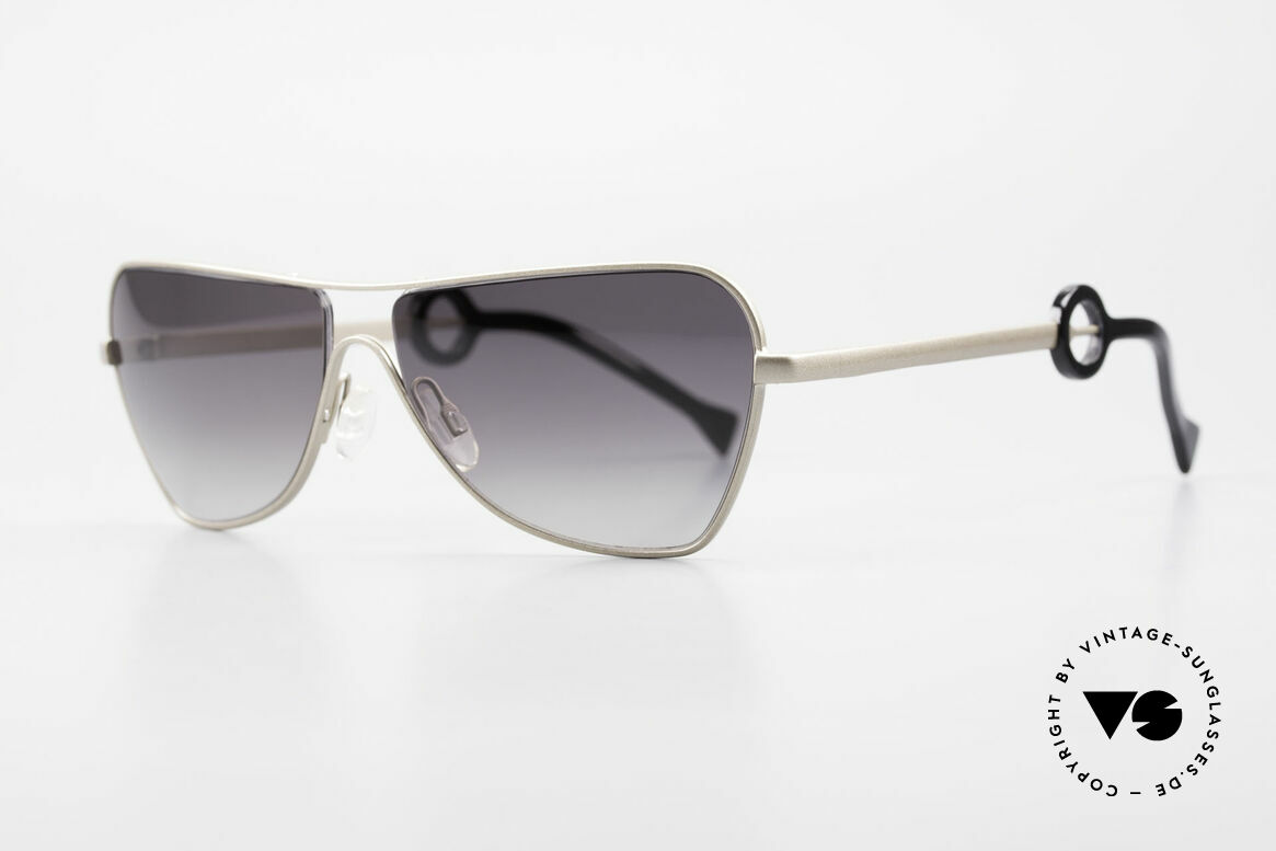 Theo Belgium Stetson Extraordinary Aviator Shades, made for the avant-garde, individualists, trend-setters, Made for Men and Women