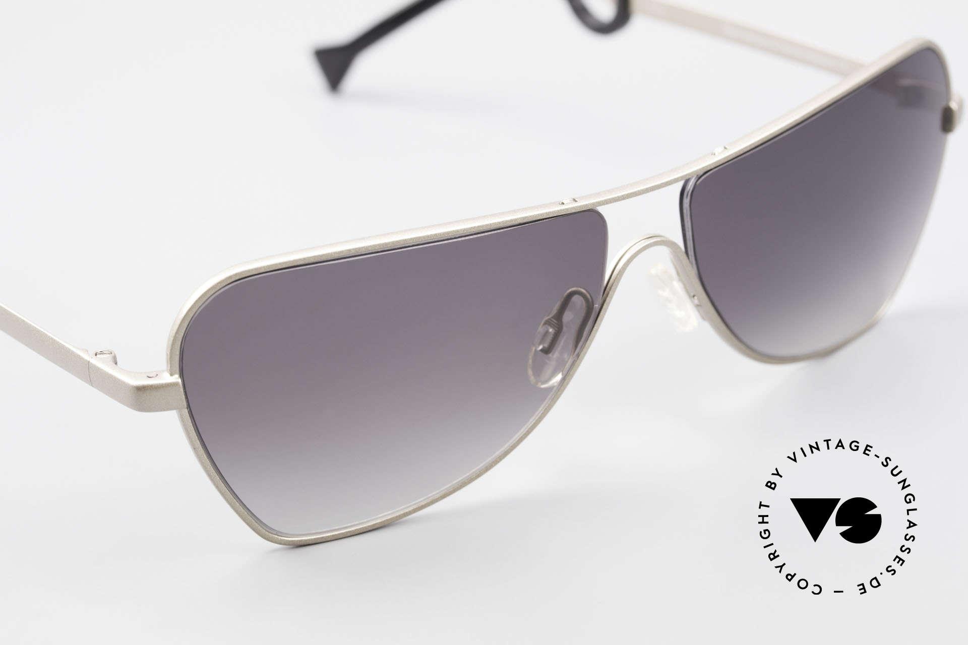 Theo Belgium Stetson Extraordinary Aviator Shades, so to speak: vintage sunglasses with representativeness, Made for Men and Women