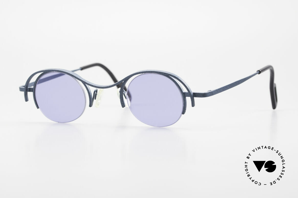 Theo Belgium Summer Round Ladies Designer Shades, Theo Belgium: the most self-willed brand in the world, Made for Women