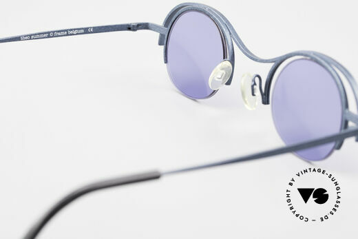 Theo Belgium Summer Round Ladies Designer Shades, so to speak: vintage sunglasses with representativeness, Made for Women