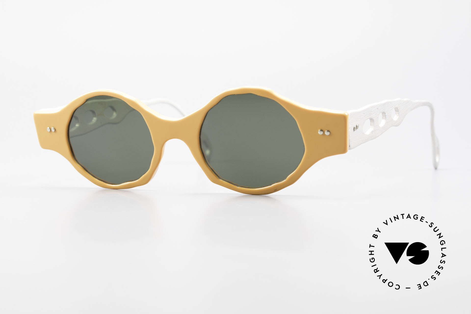 Theo Belgium Eye-Witness BK51 Avant-Garde Vintage Shades, Theo Belgium: the most self-willed brand in the world, Made for Men and Women