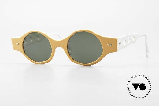 Theo Belgium Eye-Witness BK51 Avant-Garde Vintage Shades Details