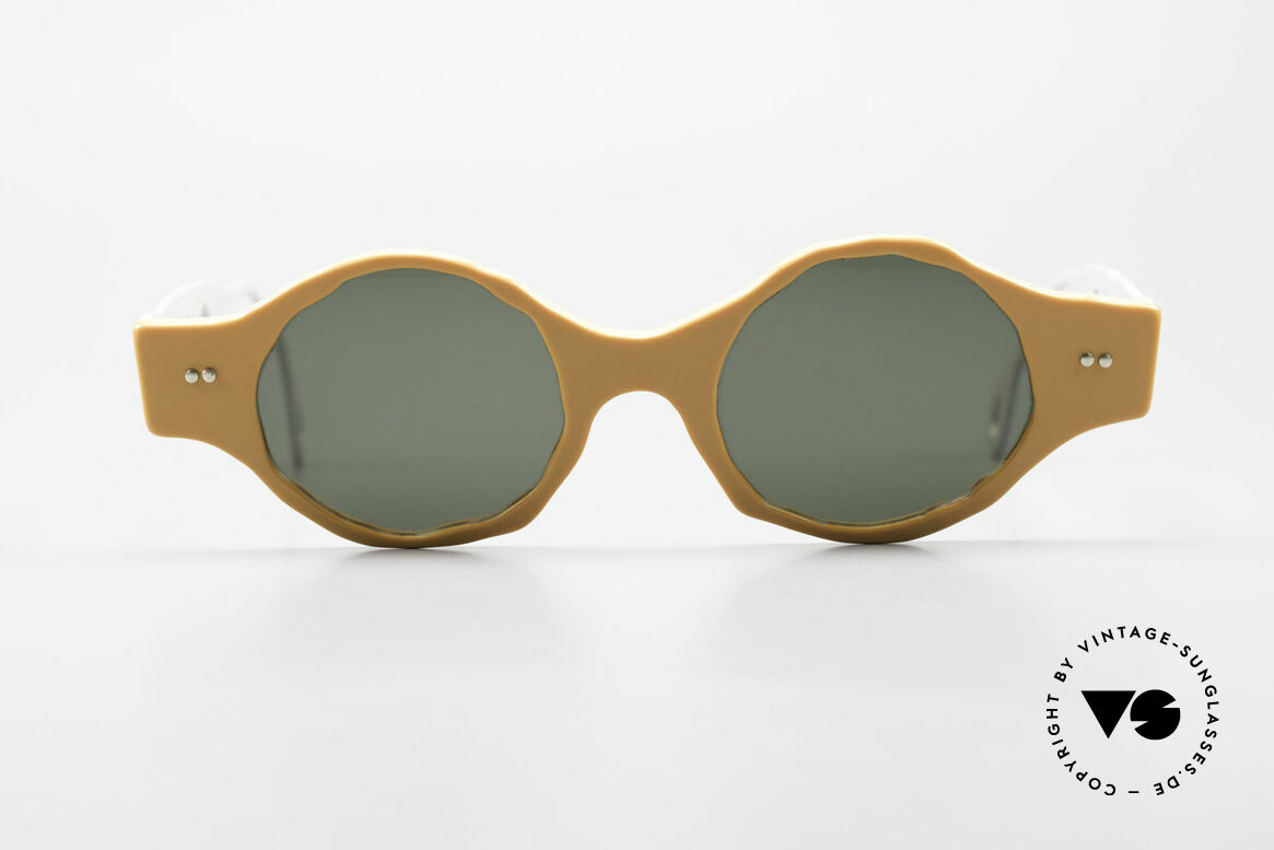 Theo Belgium Eye-Witness BK51 Avant-Garde Vintage Shades, founded in 1989 as 'opposite pole' to the 'mainstream', Made for Men and Women