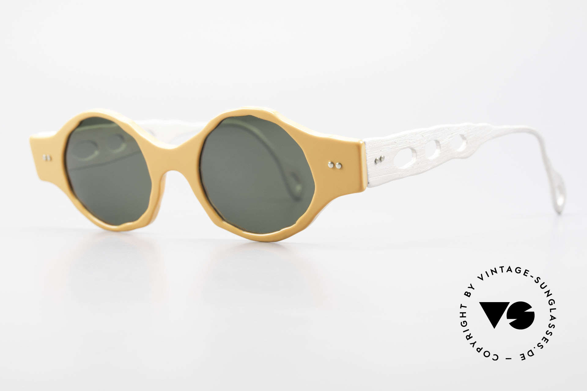 Theo Belgium Eye-Witness BK51 Avant-Garde Vintage Shades, made for the avant-garde, individualists; trend-setters, Made for Men and Women