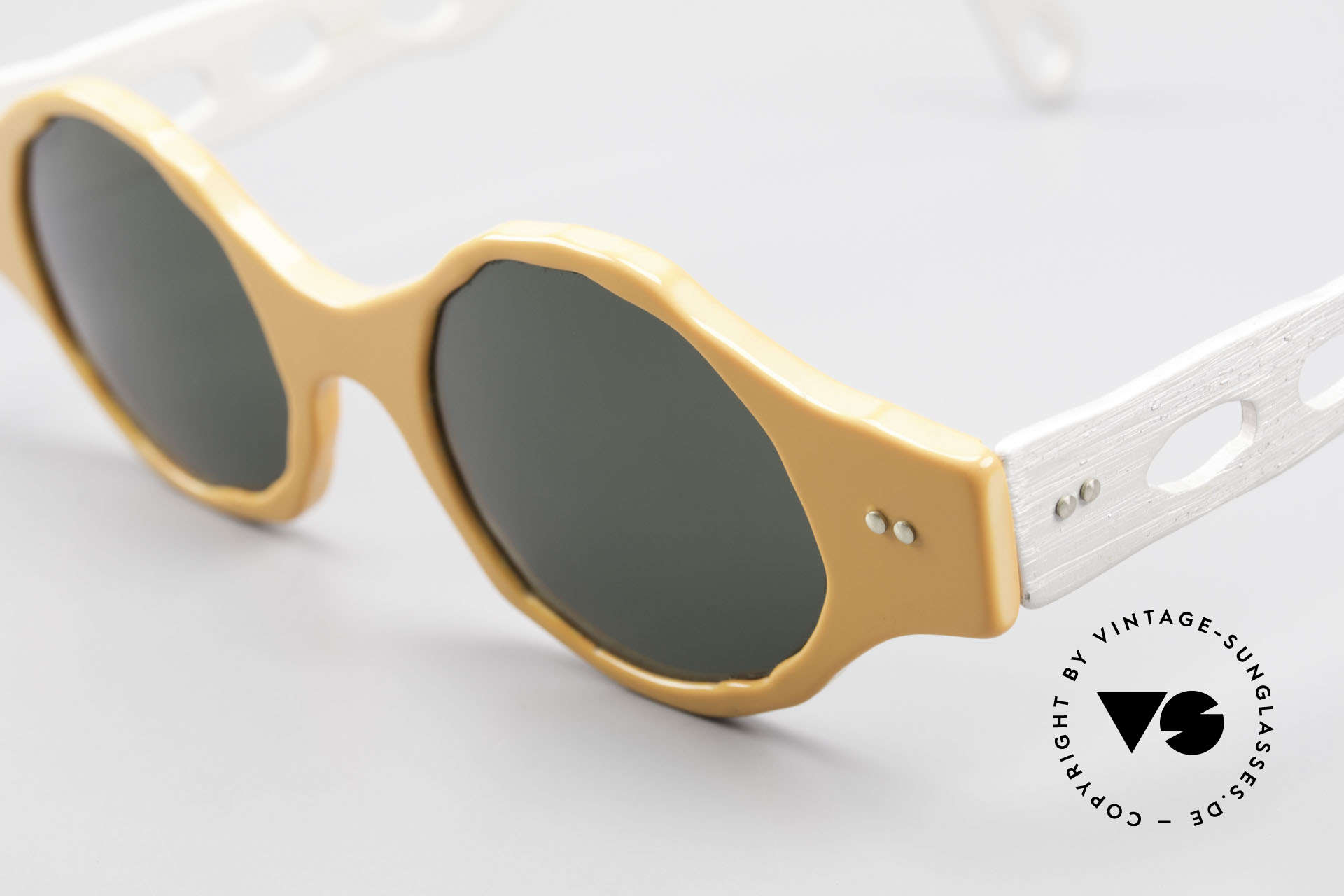 Theo Belgium Eye-Witness BK51 Avant-Garde Vintage Shades, the fancy 'Eye-Witness' series was launched in May '95, Made for Men and Women