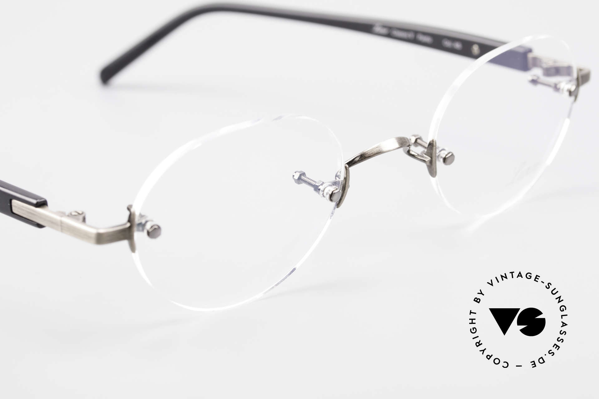 Lunor Classic V Panto AS Panto Rimless Frame Unisex, thus, we decided to take it into our vintage collection, Made for Men and Women