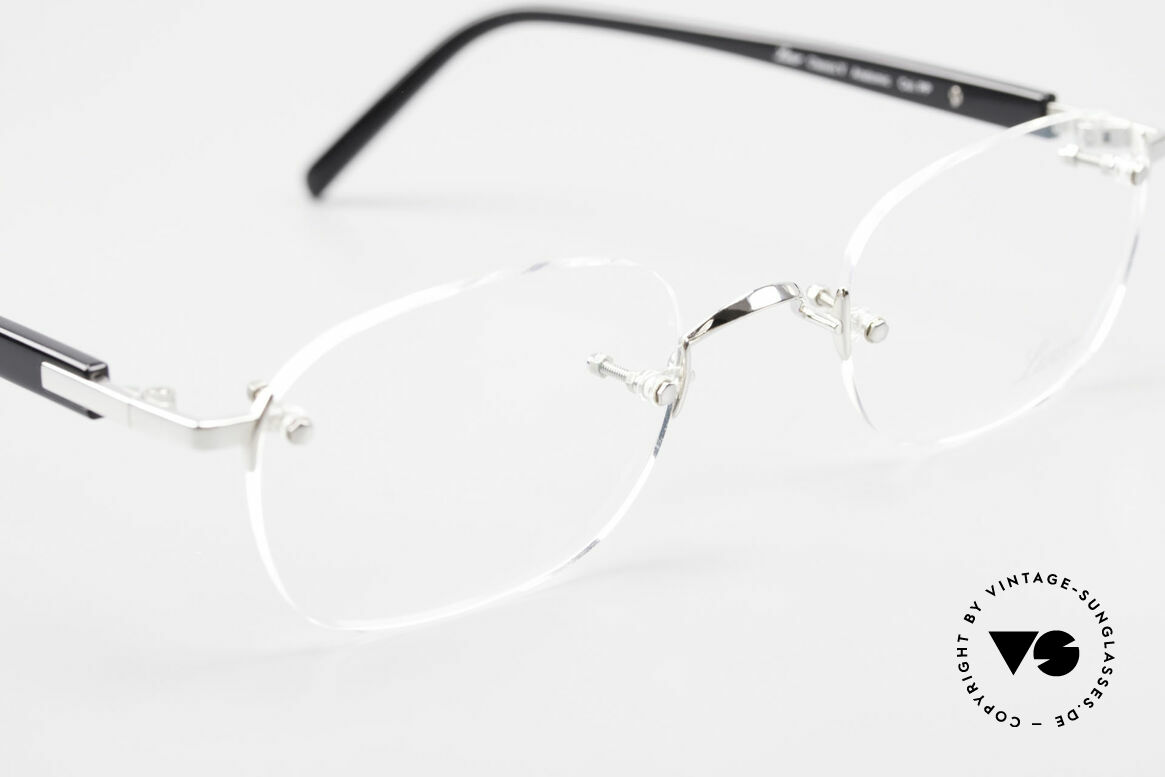 Lunor Classic V Anatomic PP Rimless Frame Platin Plated, thus, we decided to take it into our vintage collection, Made for Men