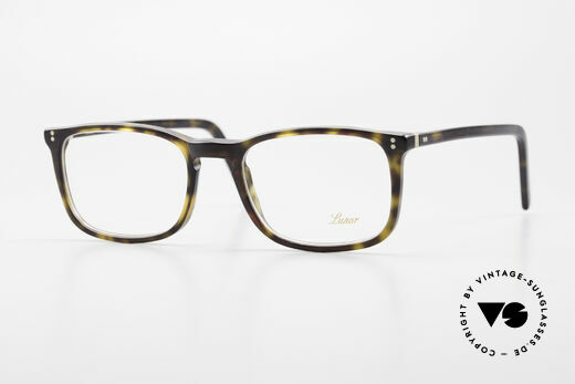 Lunor A5 313 Classic Timeless Eyeglasses Details