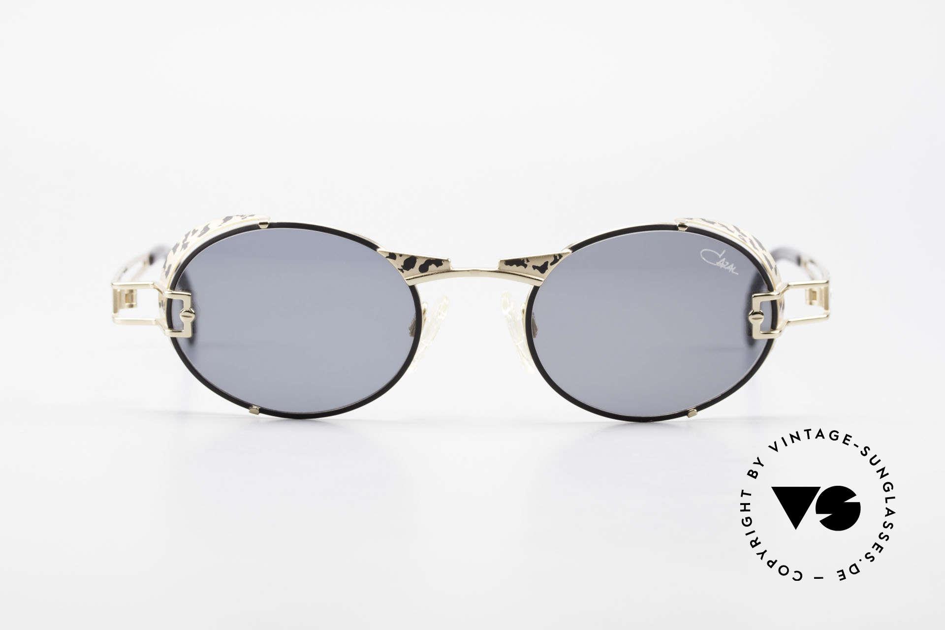 Cazal 991 90's Cazal Steampunk Style, designer sunglasses by CAri ZALloni (CAZAL), Made for Men and Women