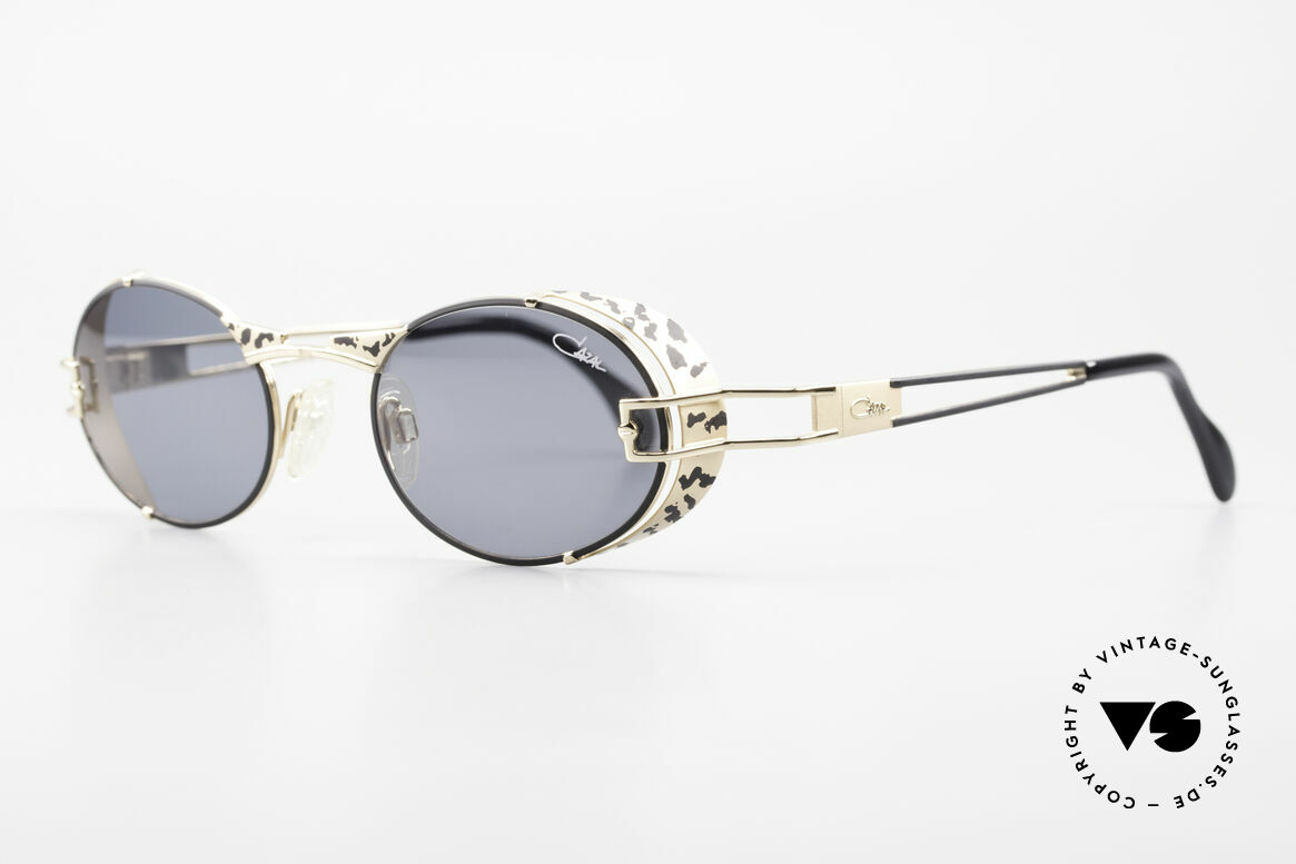 Cazal 991 90's Cazal Steampunk Style, great metalwork & overall craftmanship; Top!, Made for Men and Women